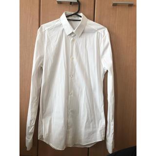 バレンシアガ(Balenciaga)のBALENCIAGA シャツ 38 白 バレンシアガ(シャツ)