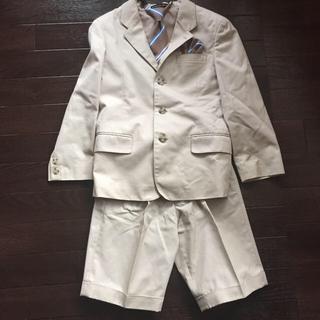 ヒロミチナカノ(HIROMICHI NAKANO)の130㎝  綿100%  スーツ(ジャケット/上着)