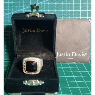 ジャスティンデイビス(Justin Davis)のラク様用 JUSTIN DAVIS M.TSリング(リング(指輪))