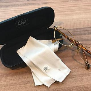 アランミクリ(alanmikli)のアランミクリ オーバルメガネ べっ甲柄ブラウン (93014603)(サングラス/メガネ)