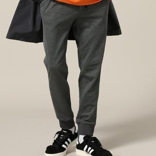 エディフィス(EDIFICE)の417byEDIFICE/裾リブパンツ/スラックス/ジョガーパンツ(スラックス)