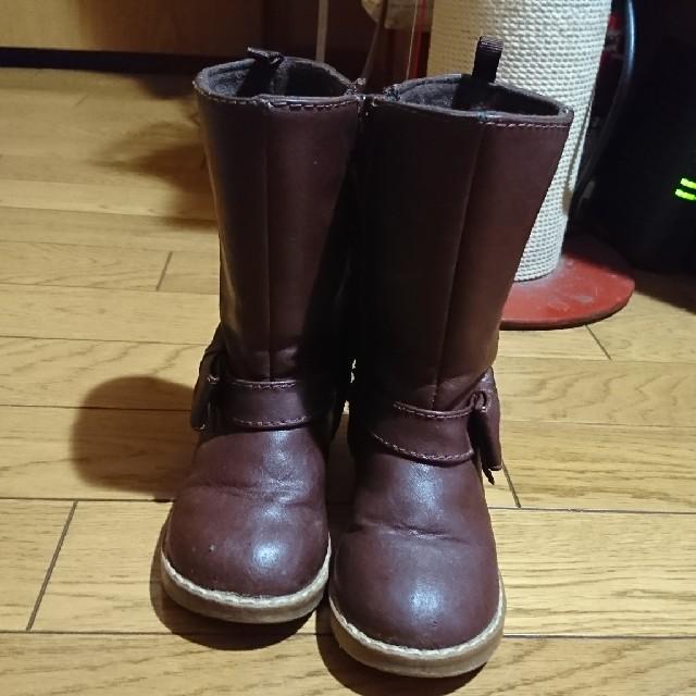 babyGAP(ベビーギャップ)のbaby GAP ブーツ14㎝ キッズ/ベビー/マタニティのベビー靴/シューズ(~14cm)(ブーツ)の商品写真