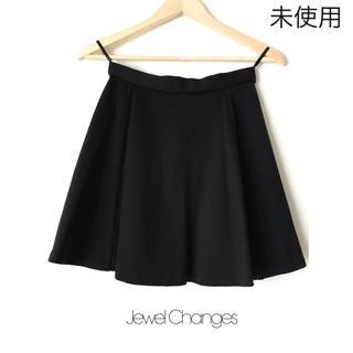 ジュエルチェンジズ(Jewel Changes)のJewel Changes(ジュエルチェンジズ)フレアミニスカート(ミニスカート)