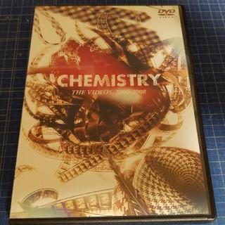 CHEMISTRY THE VIDEOS: 2006-2008(ミュージック)