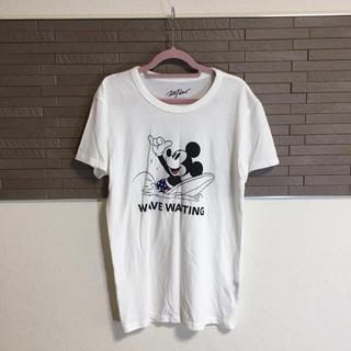 ダブルティー(WTW)のダブルティー ミッキーTシャツ 新品(Tシャツ(半袖/袖なし))