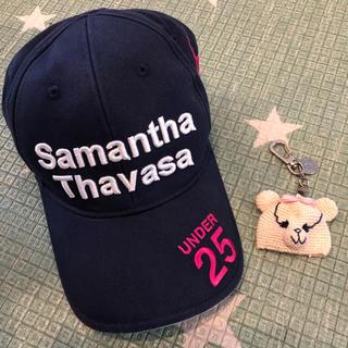 サマンサタバサ(Samantha Thavasa)のサマンサタバサゴルフ キャップセット(キャップ)