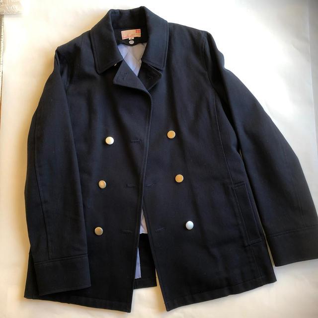 UNITED ARROWS(ユナイテッドアローズ)のユナイテッド アローズのボックスコート レディースのジャケット/アウター(ピーコート)の商品写真