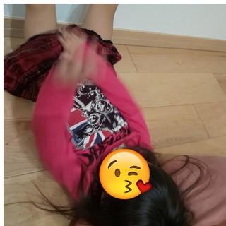 ヒステリックミニ(HYSTERIC MINI)の 38、ダウン☆(コート)