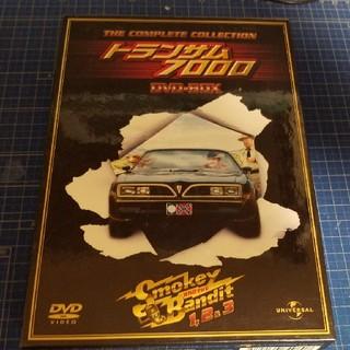 トランザム7000 DVD-BOX(外国映画)