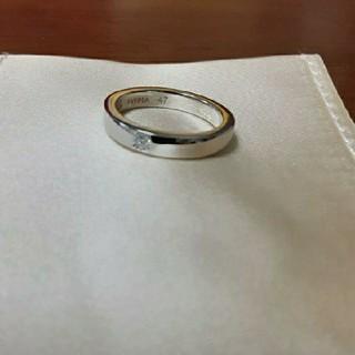 ブルガリ(BVLGARI)のBVLGARI ブルガリ リング 指輪 女性 プラチナ ダイヤ(リング(指輪))