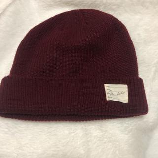 ブラウニー(BROWNY)のWEGO BROWNYニット帽(ニット帽/ビーニー)