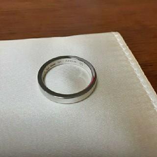 ブルガリ(BVLGARI)のBVLGARI ブルガリ 指輪 リング 男性 プラチナ(リング(指輪))