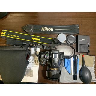 ニコン(Nikon)のNikon D5300 18-55mm VRⅡ 一眼レフセット 付属品多数(デジタル一眼)