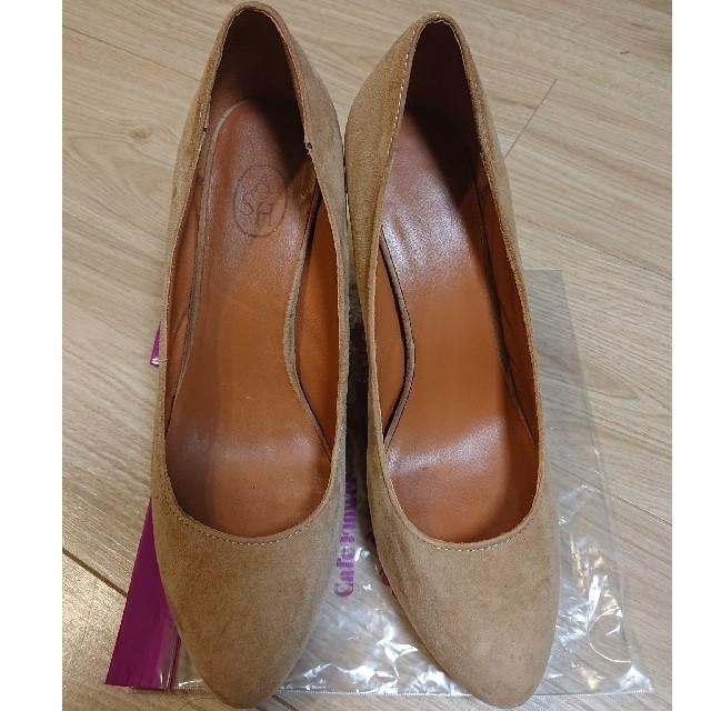 ASH(アッシュ)のash スエードパンプス レディースの靴/シューズ(ハイヒール/パンプス)の商品写真