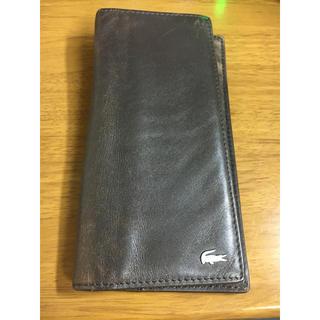 ラコステ(LACOSTE)のラコステ 財布(長財布)