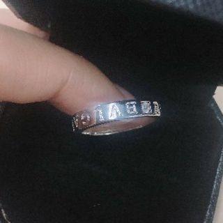 ブルガリ(BVLGARI)のブルガリ★ブルガリブルガリ ダブルロゴ 1P ダイヤリング 52(リング(指輪))