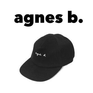 アニエスベー(agnes b.)の希少 agnes b. アジャスター キャップ スモールロゴ(キャップ)