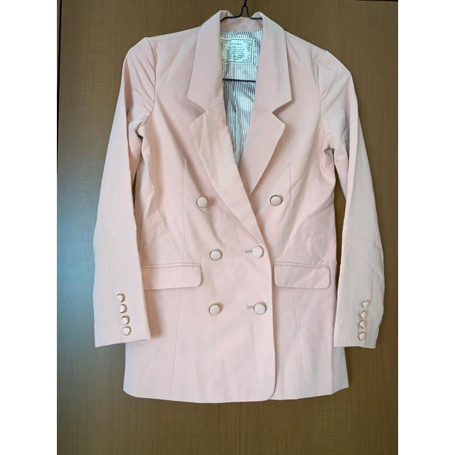 しまむら(シマムラ)の【テーラードジャケット】新品 レディースのジャケット/アウター(テーラードジャケット)の商品写真