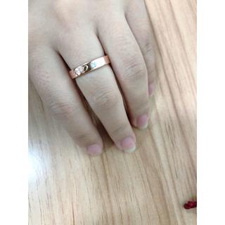 カルティエ(Cartier)のカルティエ リングピンクゴールド(リング(指輪))