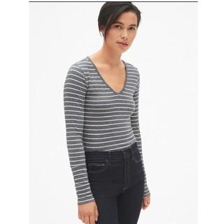 ギャップ(GAP)の新品未使用 ギャップ GAP 長袖(Tシャツ(長袖/七分))
