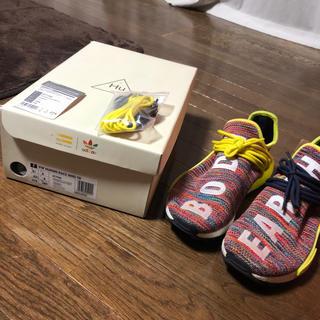 アディダス(adidas)のadidas originals HUMAN RACE マルチカラー 27.5!(スニーカー)
