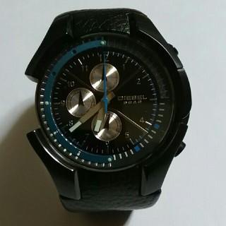ディーゼル(DIESEL)の極美品 ディーゼル DIESEL 電池新品! レアモデル腕時計 DZ -4129(腕時計(デジタル))