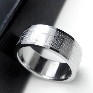 シルバー☆22号☆ステンレスリング(リング(指輪))