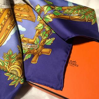 エルメス(Hermes)のエルメススカーフ カレ90値下げ(スカーフ)