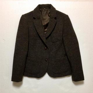 ムジルシリョウヒン(MUJI (無印良品))の無印良品ジャケット(テーラードジャケット)