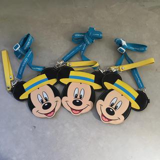 ディズニー(Disney)のバケーションパッケージ限定チケットホルダー(キャラクターグッズ)