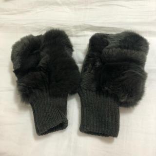 ユナイテッドアローズ(UNITED ARROWS)の【未使用】ユナイテッドアローズ 手袋 本日のみ値下げ!(手袋)