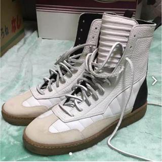 アレキサンダーワン(Alexander Wang)の【新品】アレキサンダーワン ブーツ 26-26.5(ブーツ)