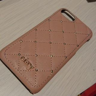 エイミーイストワール(eimy istoire)のeimyistoire キルティングiPhone6,7ケース(iPhoneケース)