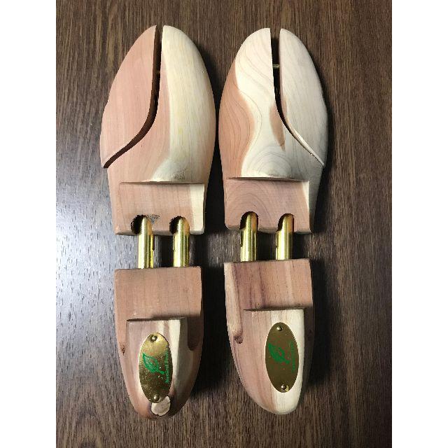 シューツリー (39/40) 靴サイズ25.5cm用 メンズの靴/シューズ(ドレス/ビジネス)の商品写真
