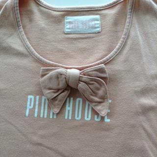 ピンクハウス(PINK HOUSE)のPINK HOUSE カットソー(カットソー(半袖/袖なし))
