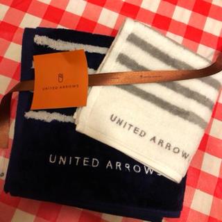 UNITED ARROWS - ユナイテッドアローズ タオルセット