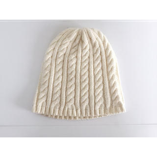 ウィゴー(WEGO)のニット帽 wego(ニット帽/ビーニー)