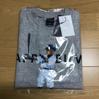 """アップルバム(APPLEBUM)のapplebum """"No'51 Boy"""" Tシャツ size:L 新品未使用(Tシャツ/カットソー(半袖/袖なし))"""