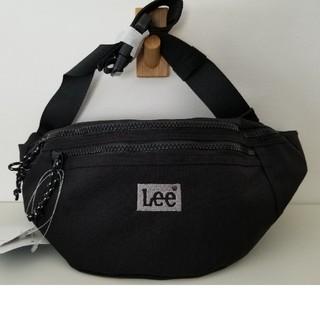 リー(Lee)のLee WAIST BAG(ブラック)(ボディバッグ/ウエストポーチ)