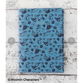 アフタヌーンティー(AfternoonTea)のアフタヌーンティー リトルミィ バーチカルダイアリー B6版 ブルー(カレンダー/スケジュール)