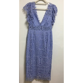 エイソス(asos)のASOS エイソス ワンピース ドレス(ミディアムドレス)