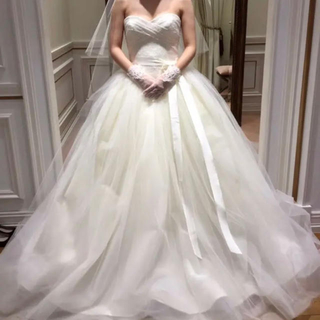 ヴェラウォン(Vera Wang)のverawang 1g029 バレリーナ(ウェディングドレス)