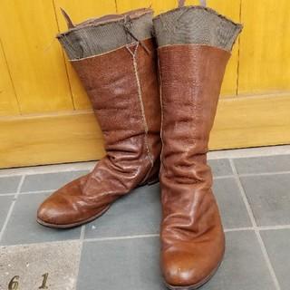 ミハラヤスヒロ(MIHARAYASUHIRO)の特価ミハラヤスヒロ ブーツ美中古 27 超レア(ブーツ)