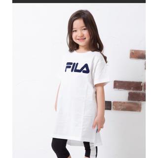 フィラ(FILA)のFILA トップス ワンピース(ワンピース)