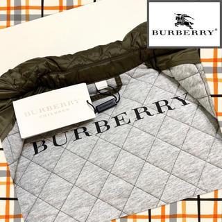 バーバリー(BURBERRY)の新品! バーバリー  キルティングジャケット  キルティングコート  140㎝(コート)