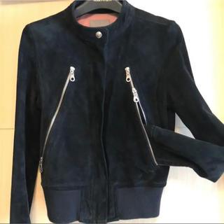 DOUBLE STANDARD CLOTHING - DOUBLE STANDARD CLOTHING レザージャケット