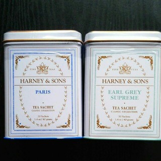 【新品 未開封】HARNEY&SONS  人気紅茶セット(茶)