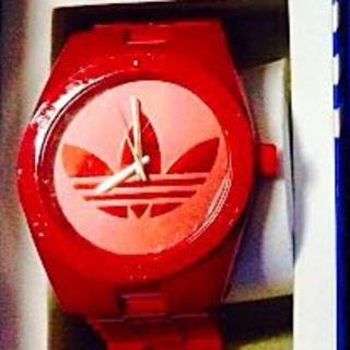アディダス(adidas)のレアadidas時計(腕時計(アナログ))