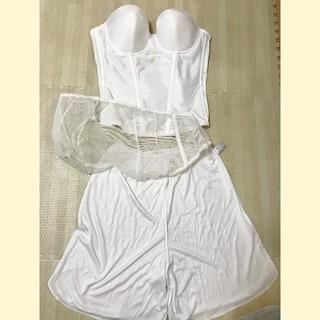 ワコール(Wacoal)のウェディング ガードル 下着 補正 インナー(ウェディングドレス)
