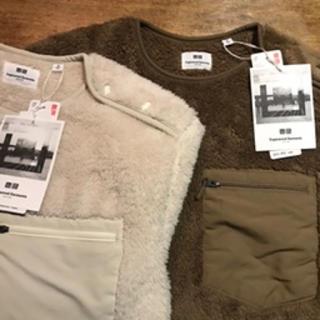 エンジニアードガーメンツ(Engineered Garments)のタグ付新品 Mサイズ 2枚セット エンジニアードガーメンツ コラボ(スウェット)